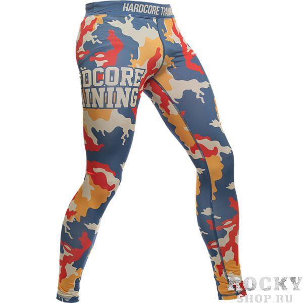 Купить Компрессионные штаны Hardcore Training Autumn Camo (арт. 23906)