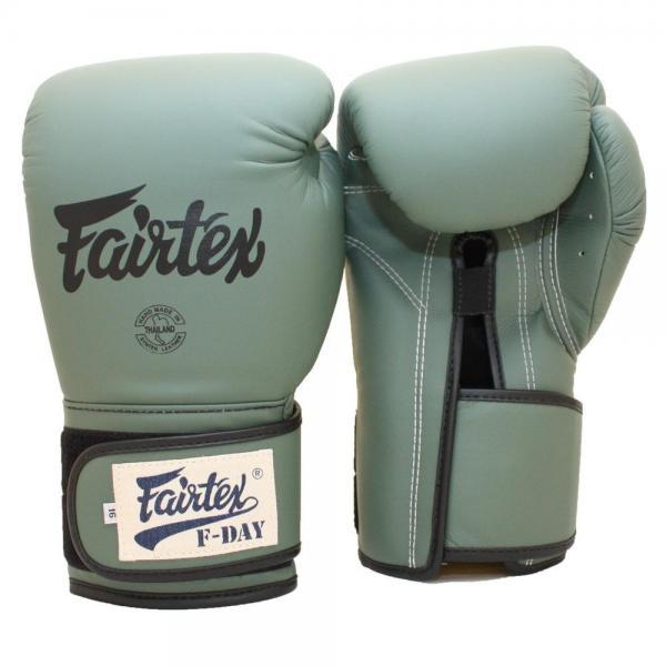 Боксерские перчатки Fairtex Fight Day, 18 OZ Fairtex