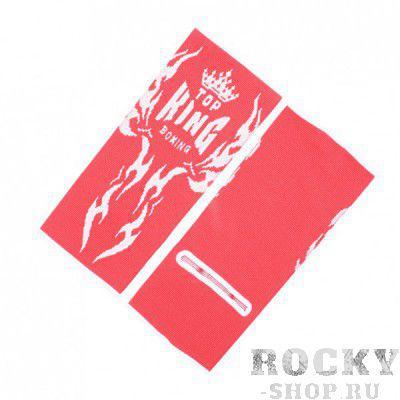 Голеностоп Tattoo Top King красный (арт. 2400)  - купить со скидкой
