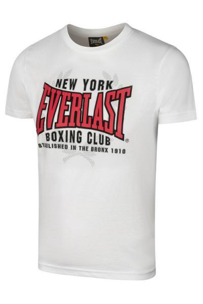 Детская футболка Everlast Boxing Club white Everlast