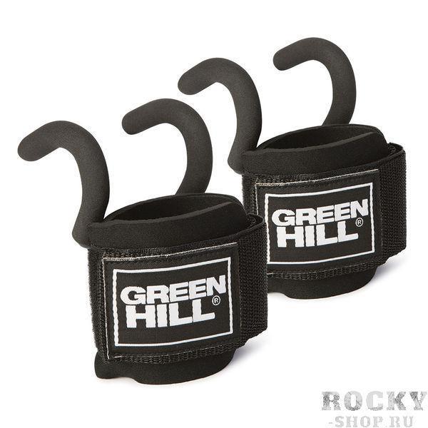 Купить Крюки для подтягиваний Green Hill (арт. 24254)