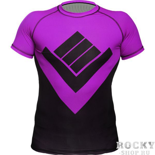 Купить Рашгард Jitsu Ranked Purple (арт. 24290)