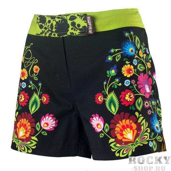 Шорты спортивные женские folk Extreme HobbyСпортивные штаны и шорты<br>Ультралегкие женские шорты, изготовленные по спец технологии сплетения полиэфирного волокна с техникой рип-стоп . Чрезвычайно прочные с очень низкой поверхностной плотностью. Эластичная ткань обеспечивает свободу движений во время интенсивных тренировок . Шорты приятны на ощупь. Не впитывают влагу и не теряют цвет из-за УФ-излучения (рисунки не выцветают на солнце). <br>КОЛЛЕКЦИЯ: SPORT<br>ЦВЕТ: ЧЕРНЫЙ<br>МАТЕРИАЛ: 82% ПОЛИЭСТЕР 18% ЭЛАСТАН<br><br>Размер INT: S