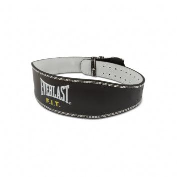 Пояс для тяжелой атлетики Everlast Leather Lifting Everlast