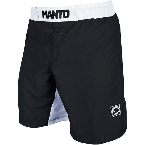 Купить Шорты Manto Emblem Black/White (арт. 24843)