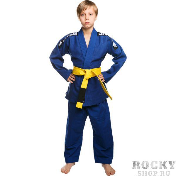 Детское кимоно Jitsu BeGinner Blue (арт. 24941)  - купить со скидкой