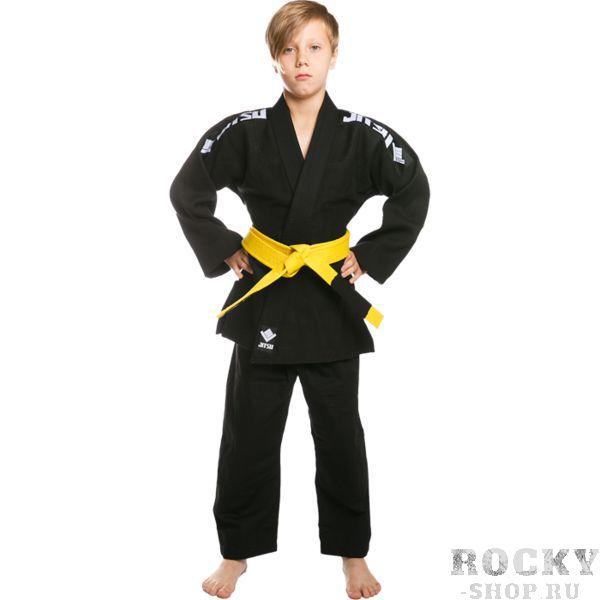 Детское кимоно Jitsu BeGinner Black (арт. 24943)  - купить со скидкой