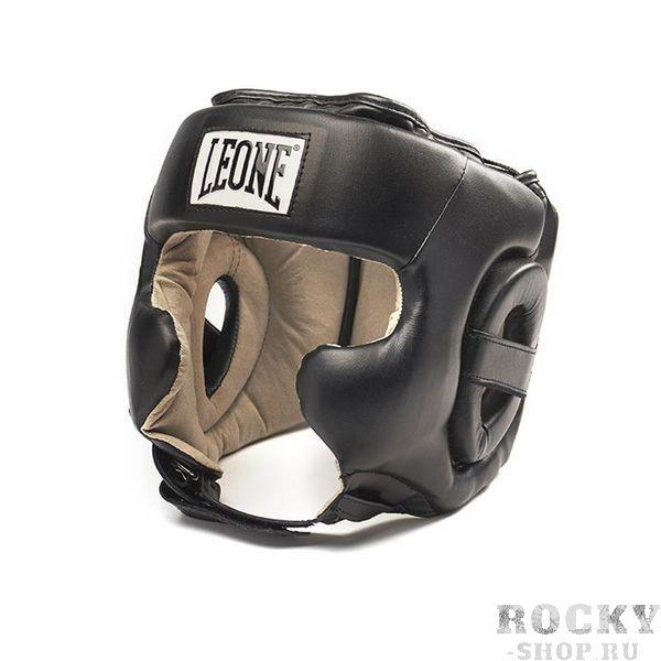 Купить Боксерский шлем Leone 1947 TRAINING CS415 черный (арт. 25096)