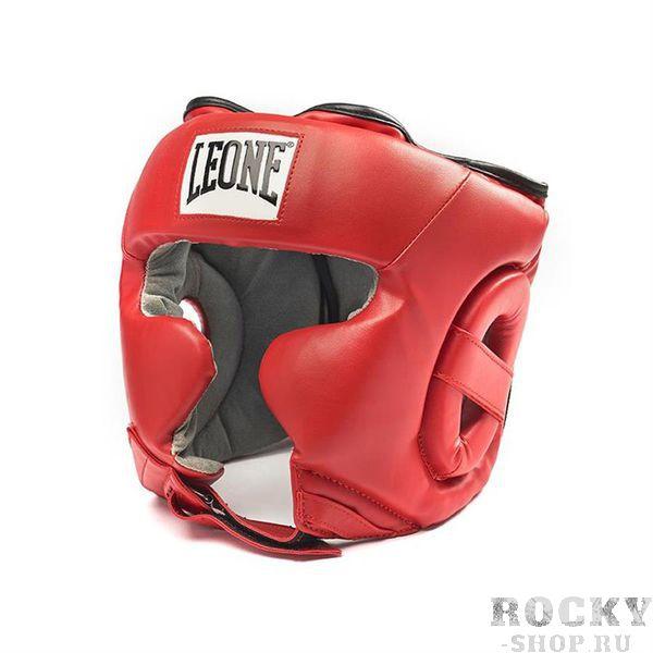 Купить Боксерский шлем Leone 1947 TRAINING CS415 красный (арт. 25097)