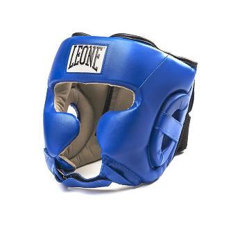 Купить Боксерский шлем Leone 1947 TRAINING CS415 синий (арт. 25098)