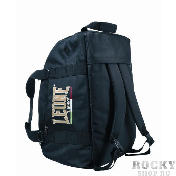 Рюкзак-сумка Leone 1947 BACK PACK AC908 черный Leone