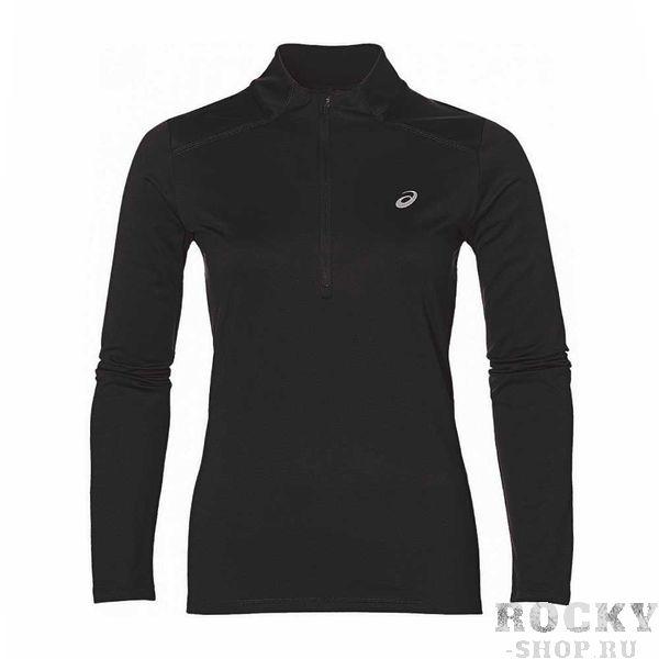 Купить Женская беговая рубашка ASICS 134109 0904 ESS WINTER 1/2 ZIP Asics (арт. 25228)
