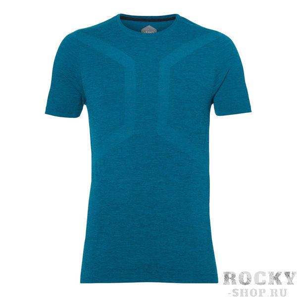 Купить Мужская беговая футболка ASICS 155216 8095 SEAMLESS SS TOP Asics (арт. 25254)