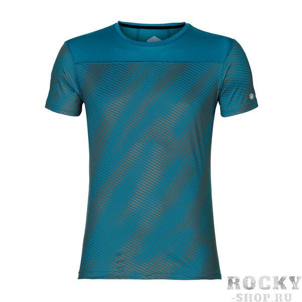 Купить Мужская беговая футболка ASICS 155217 1281 TRUE PRFM SS GPX TOP Asics (арт. 25255)