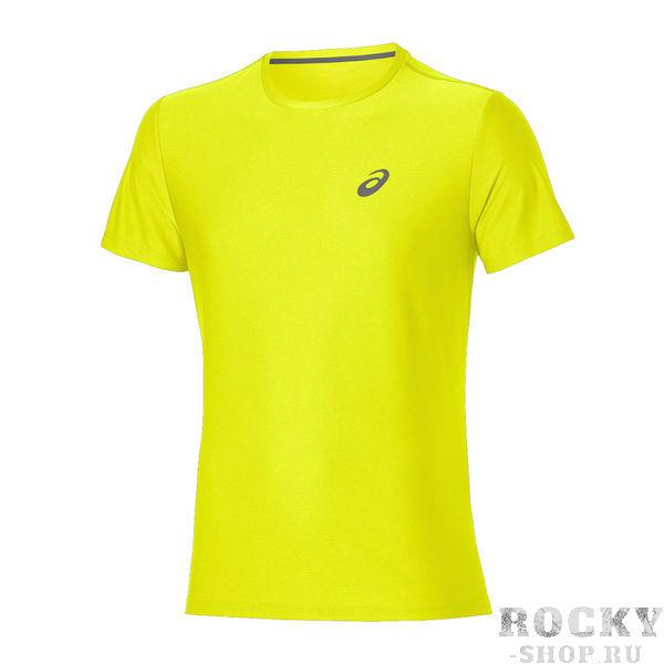 Купить Мужская беговая футболка ASICS 134084 0480 SS TOP Asics (арт. 25259)