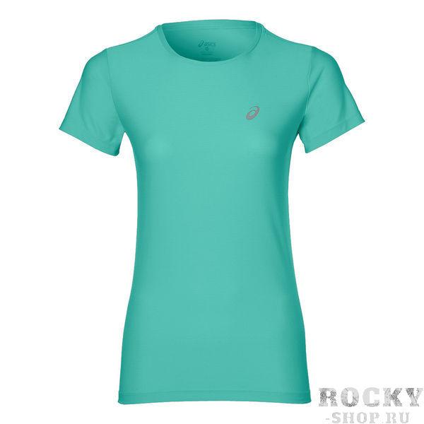 Купить Женкая беговая футболка ASICS 134104 0498 SS TOP Asics (арт. 25260)