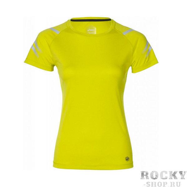 Купить Женская беговая футболка ASICS 154540 4034 ICON SS TOP Asics (арт. 25264)