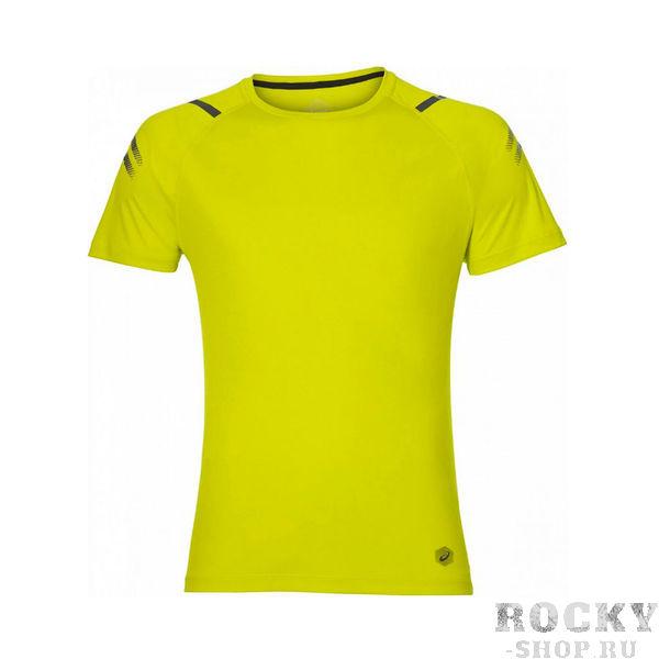 Купить Мужская беговая футболка ASICS 154581 0486 ICON SS TOP Asics (арт. 25265)