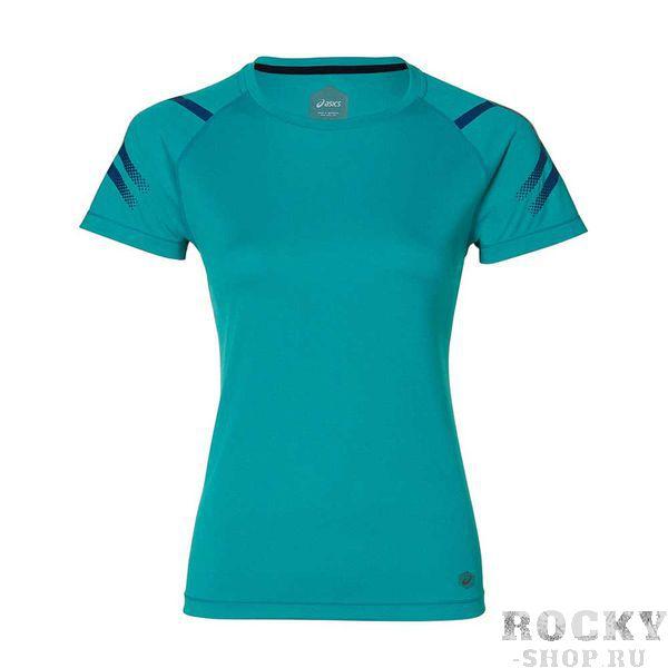 Купить Женская беговая футболка ASICS 154540 1274 ICON SS TOP Asics (арт. 25269)