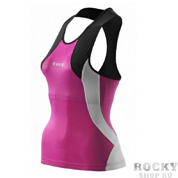 Купить Женская компрессионная майка SKINS T49085051 TRI 400 WOMENS RACER BACK TOP Skins (арт. 25307)