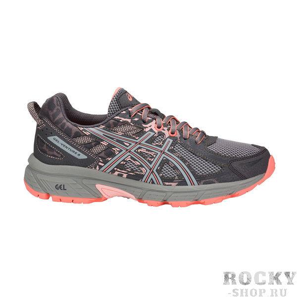 Беговые женские кроссовки ASICS T7G6N 9796 GEL-VENTURE 6 Asics (арт. 25375)  - купить со скидкой