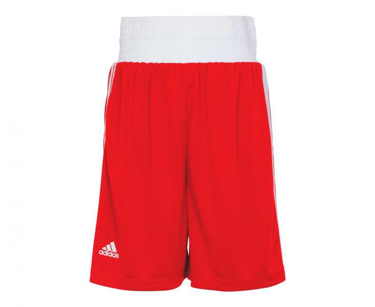 Купить Шорты боксерские Boxing Short Punch Line красные Adidas (арт. 25561)