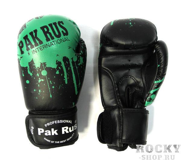 Детские боксерские перчатки PakRus, 6 унций Pak Rus