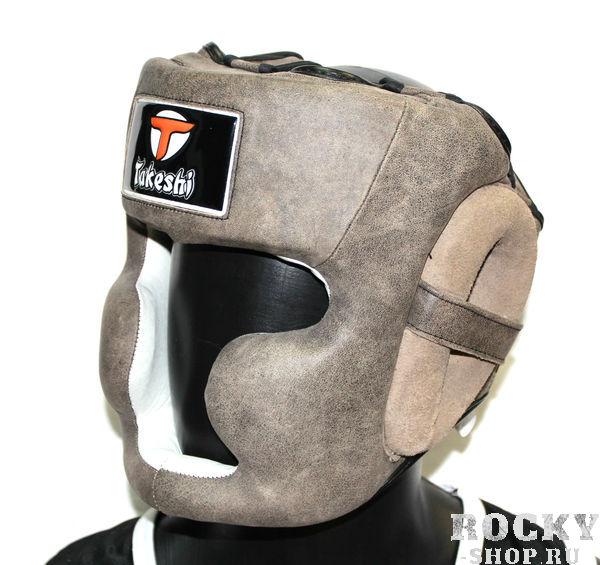 Шлем тренировочный для бокса Takeshi Fight Gear Takeshi FG