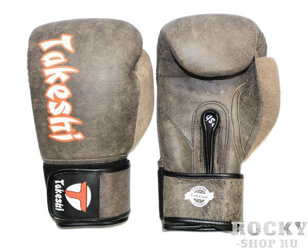 Боксерские перчатки Takeshi Fight Gear, 12 oz Takeshi FG фото
