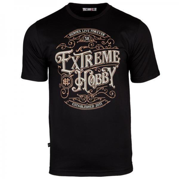Купить Футболка calligraphy (черный) Extreme Hobby (арт. 25672)