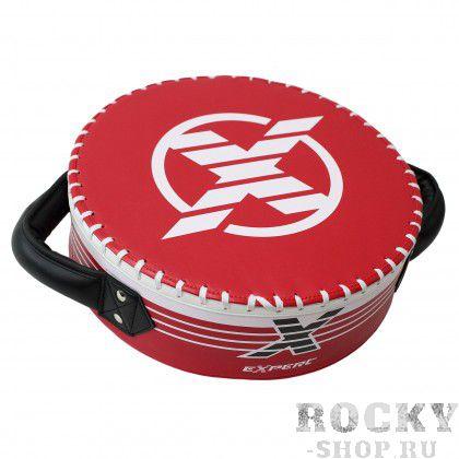 Купить Тренировочный щит для отработки ударов FIGHT EXPERT Red/White Flamma (арт. 25908)