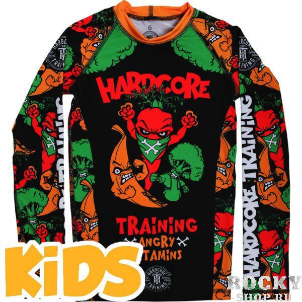 Купить Детский рашгард Hardcore Training Angry Vitamins (арт. 26147)