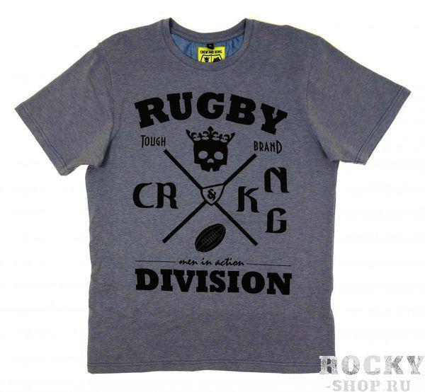 Купить Футболка Rugby Division CrewandKing (арт. 26162)