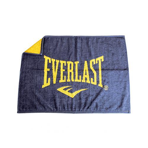 Полотенце Everlast 70*50, серо/желтое EverlastПолотенца<br>Большой логотип Эверласт, качественный материал. Отличное дополнение к спортивной атрибутике спортсмена!<br>