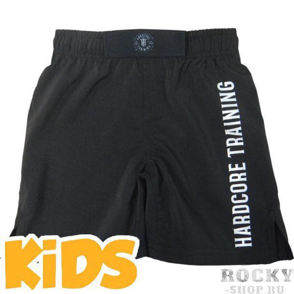 Купить Детские шорты Hardcore Training Black (арт. 26278)