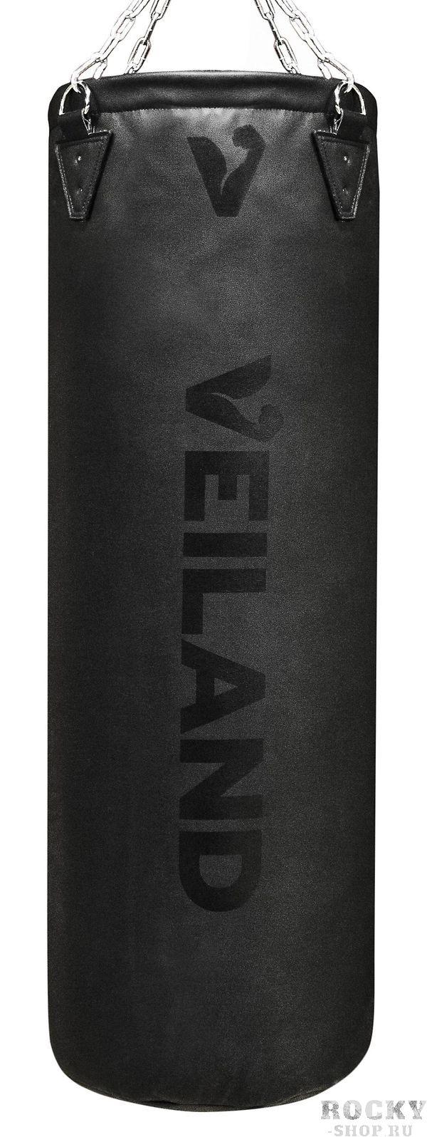 Боксерский мешок Veiland, рециклированная кожа, 120 х 35см, 45 кг Veiland