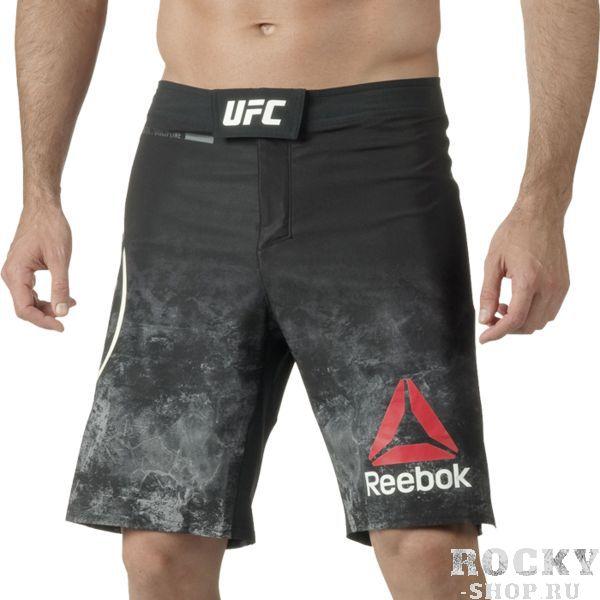 Спортивные шорты Reebok UFC Fight Night Octagon (арт. 26690)  - купить со скидкой
