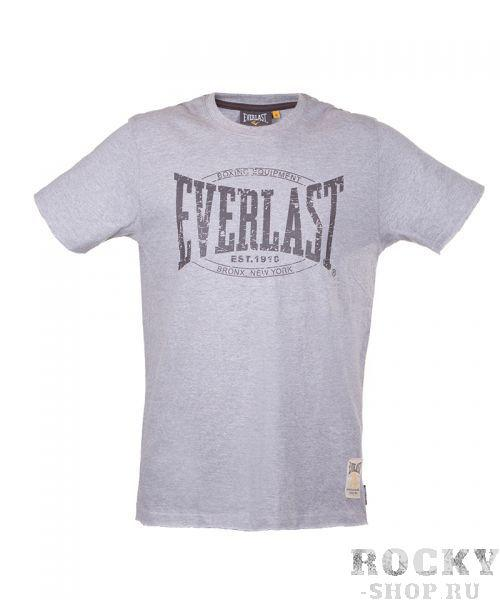 Футболка Everlast  Range Crew Neck