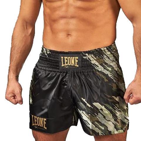 Шорты для тайского бокса Leone NEO CAMO AB901 Leone