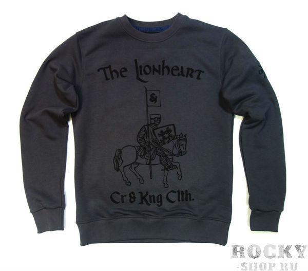 Купить Cвитшот Сrew&King The Lionheart CrewandKing (арт. 27251)