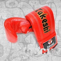 Снарядные перчатки Takeshi Fight Gear, Red Takeshi FG