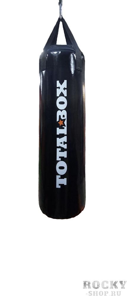 Купить Детский боксерский мешок TOTALBOX Junior Aquabox 25 см х 80 см-16,5 кг (арт. 27453)
