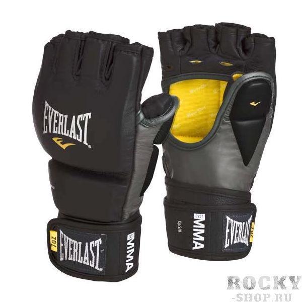 Купить Перчатки MMA-Grappling Everlast чёрные (арт. 2755)
