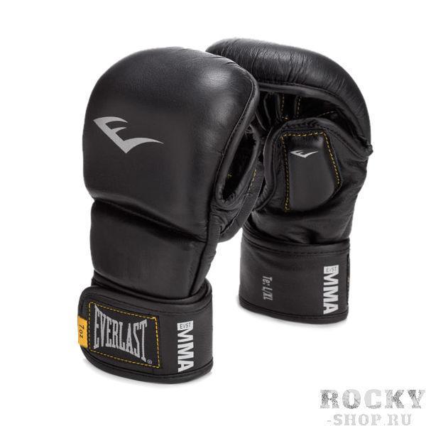 Купить Перчатки MMA-Striking Everlast чёрные l/xl (арт. 2757)