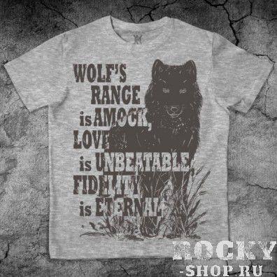 Футболка Wolf Max Extreme