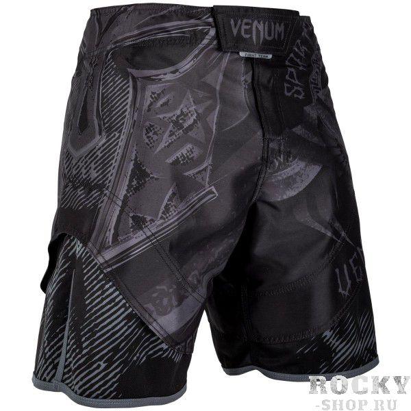 Купить Шорты ММА Venum Gladiator Black/Black (арт. 27695)