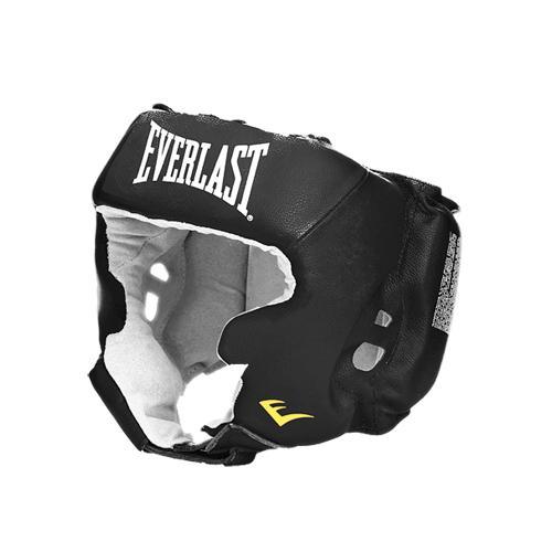 Боксерский шлем, тренировочный USA Boxing Cheek, Размер XL EverlastБоксерские шлемы<br>Лёгкий тренировочный шлем с защитой скул. <br> Натуральная кожа<br> Внутреннее покрытие из мягкой натуральной замши<br><br>Цвет: черный