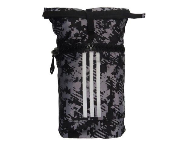 Купить Рюкзак Military Camo Bag Combat Sport L черно-камуфляжный Adidas (арт. 27719)