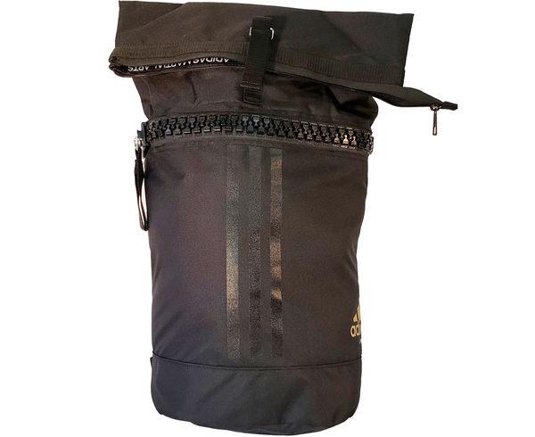 Купить Рюкзак Military Bag Combat Sport L черно-золотой Adidas (арт. 27720)
