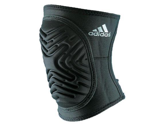 Защита колена Wrestling Knee Pad черная Adidas фото